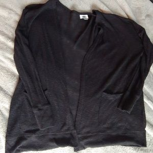 Old Navy long sleeve cardigan